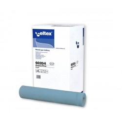 Podkład medyczny podfoliowany 50/50m PE+celuloza niebieski Celtex SpA