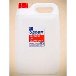 Cagrosept 5000 ml płyn do dezynfekcji powierzchni etanol 70%