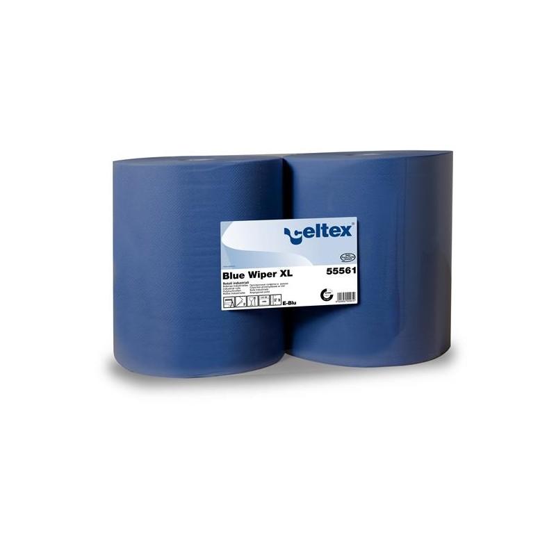 Czyściwo celulozowe  Blue Wiper XL 360 m , 2 warstwy Celtex SpA