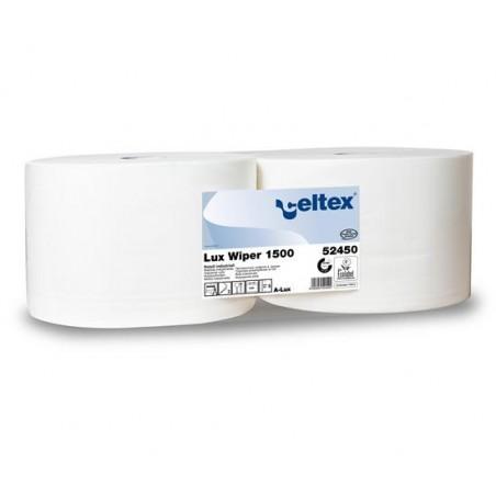 Czyściwo  celulozowe LuxWiper 1500  510 m 2 warstwy Celtex SpA