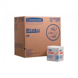 Czyściwo WYPALL  L40 składka QF karton 18 x 56 listków