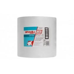 WYPALL* L20 EXTRA czyściw0 - duża rolka / biały 385 m