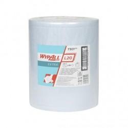 WYPALL* L20 EXTRA+ czyściwo  duża rolka / niebieski 190 m