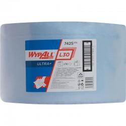 WYPALL* L30 ULTRA+ czyściwa - duża rolka / niebieski