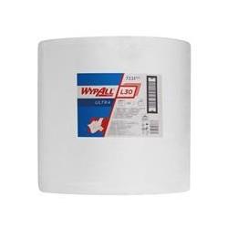 WYPALL* L30 ULTRA czyściwo - duża rolka / biały 380 m