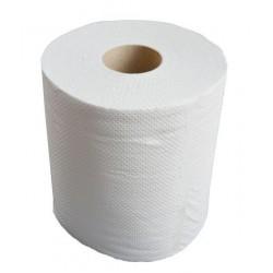 Ręcznik w rolce  MAXI biały 1w 130 m a6 rolek