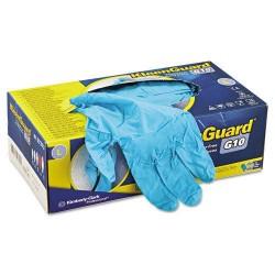 KLEENGUARD* G10 Blue Nitrile Gloves - 24cm