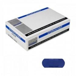 Sterochef  plaster wykrywalny rozmiar 4cm/2cm a 100 sztuk
