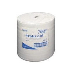 WYPALL* L40 czyściwo 7454 białe 323 metry