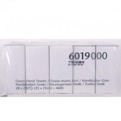 SCOTT zielony ręcznik składany ZZ 6019 karton