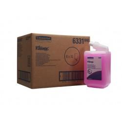 KLEENEX® mydło do rąk do codziennego użytku - kaseta o pojemności 1litr różowe