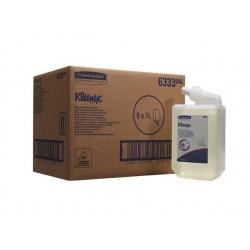 KLEENEX® mydło do rąk do częstego użytku - kaseta o pojemności 1 litra  bezbarwne