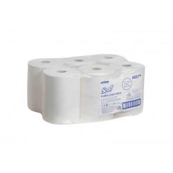 SlimRoll SCOTT ręcznik 6657 biały 165m AutoCut  a 6 rolek