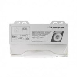 Nakładki sedesowe Kimberly Clark białe 12 op. x125 sztuk