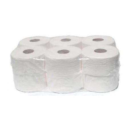 Papier JUMBO biały celulozowy 140 m 2 warstwowy  a12 sztuk