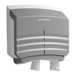 Dozownik do paieru toaletowego Jumbo 2rolki  Kimberly-Clark Ripple
