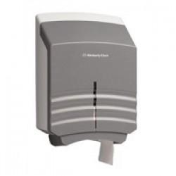 Dozownik papieru toaletowego Jumbo mini Kimberly-Clark papieru toal  RIPPLE