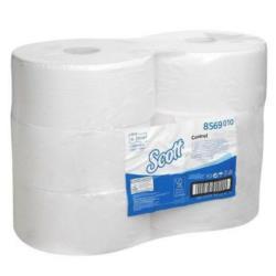 Papier toaletowy 314 mScott Control a 6 rolek CF Kimberly Clark
