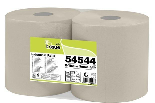 Czyściwo SMART ECO 240 m , 2w E-Tissue op. 2 rolki