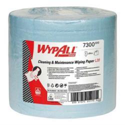 Czyściwo WYPALL L20  190 m niebieskie 2 warstwowe, 500 odcnków kod 7300 Kimberly Clark