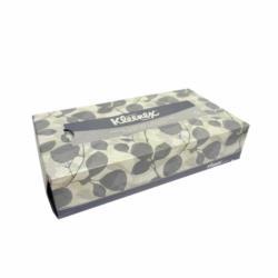Chusteczki Kleenex 2 warstwowe białe karton 36 opak. kod 21400