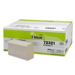 Ręcznik E-Tissue składka V 2w 15x200 listków kolor beżowy Celtex SpA