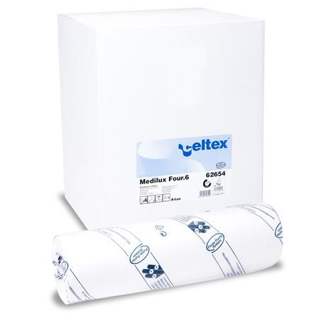 Podkład medyczny 46/50m celuloza 2 warstwy Celtex SpA