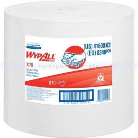 Czyściwo WYPALL X70 1rol biały 296 m , 34cm x 31,5 cm