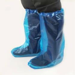 Osłony na buty wysokie PE niebieskie opak. 100 sztuk