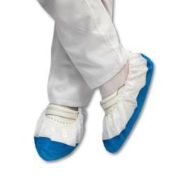 Osłona na buty PP/CPE wodoodporna 41/16cm opak. 100 sztuk